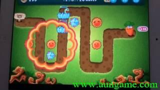 getlinkyoutube.com-Carrot Fantasy Jungle Stage 4 walkthrough.flv