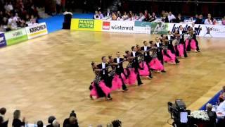 getlinkyoutube.com-Vera Tiumen Russia  IDSF EUROPEAN FORMATION CHAMPIONSHIPS 2010