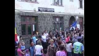 Cu trenul Moldovita prin Defileul Jiului