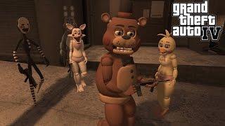 getlinkyoutube.com-GTA IV - Five Nights at Freddy's 2 Toys [Mod]