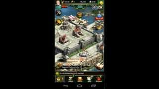 getlinkyoutube.com-Clash of kings castle level 20 144000 gold