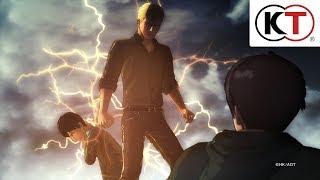 Attack on Titan 2 - Sztori Trailer