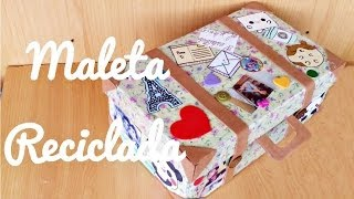 getlinkyoutube.com-Maleta Reciclada (Manualidad 127)