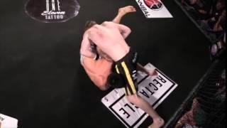 getlinkyoutube.com-Eternal MMA 7 - Michael Tobin VS Johnny Mendez Walker - FEATHERWEIGHT TITLE FIGHT