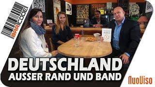 Deutschland außer Rand und Band - #BarCode mit Petra Paulsen, Heiko Schrang und Katrin Nolte