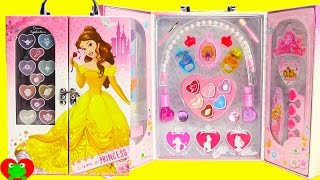 Beauty and the Beast Belle's Cosmetics Case and Surprises