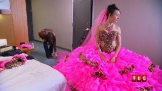 Mellie's Wedding Dress | Gypsy Sisters