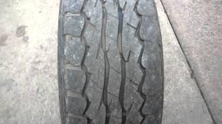 getlinkyoutube.com-Regrooving Ram Tires Falken Wildpeak A/T