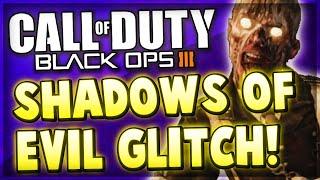 getlinkyoutube.com-Black Ops 3 Zombies Glitches - Shadows Of Evil Jump Spot! (COD BO3 Zombie Glitch)
