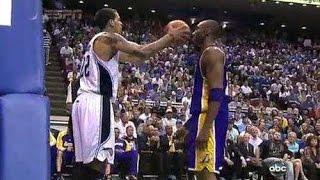 getlinkyoutube.com-【コービーブライアントが乱闘寸前!】NBAバスケットボール