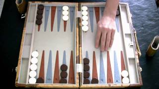 getlinkyoutube.com-Beginner Backgammon Tutorial - 9 - Opening Moves