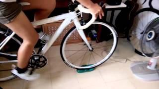 getlinkyoutube.com-วิธีปั่นจักรยาน ขึ้น และ ลง เนินชัน เบื้องต้น อย่างง่าย