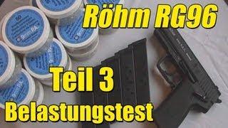 getlinkyoutube.com-Röhm RG96 - 1000 Schuss Belastungstest Teil 3
