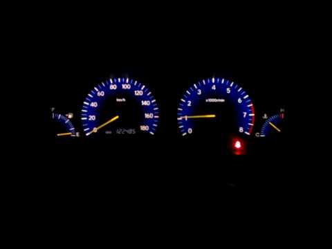 Оптитрон Toyota Caldina