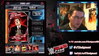 getlinkyoutube.com-WWE SuperCard #10 | EVEN MORE PACKS & Pro Reigns Acquired !