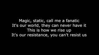 getlinkyoutube.com-Skillet - The Resistance (Lyrics HD)