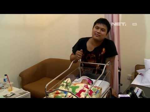 Entertainment News - Posan Tobing menjadi ayah