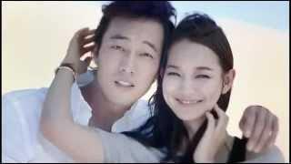 getlinkyoutube.com-So Ji Sub and Shin Min Ah 2013 Giordano CF