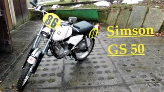 getlinkyoutube.com-Simson GS 50