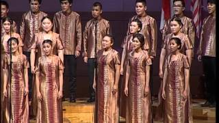 Singapura Medley - Thai Youth Choir 2013