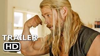 getlinkyoutube.com-THOR 3 RAGNAROK NEW Official Teaser Trailer (2017) Marvel Superhero Movie