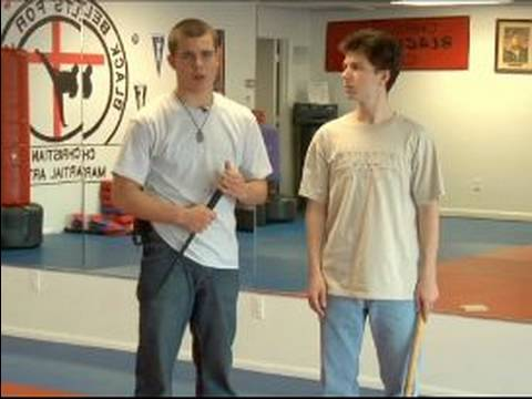 Self Defense Using a Baton or Baseball Bat : Tips for Self-Defense Training Safety