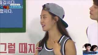 getlinkyoutube.com-SNSD Yuri and Bang Sunghoon (Part One)
