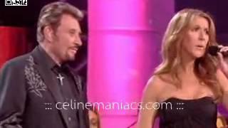 Johnny Hallyday & Céline Dion & Maurane - L'hymne à l'amour