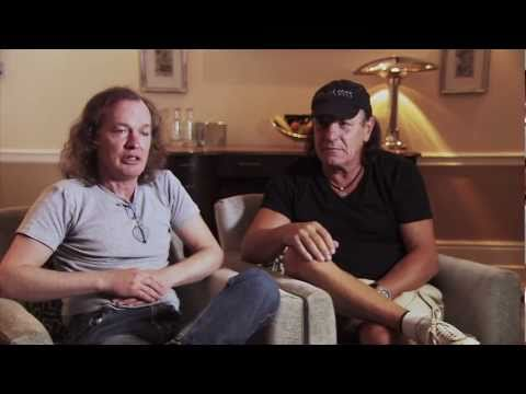 Ben Jones interviews AC/DC