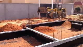 مراحل بناء المنزل -15