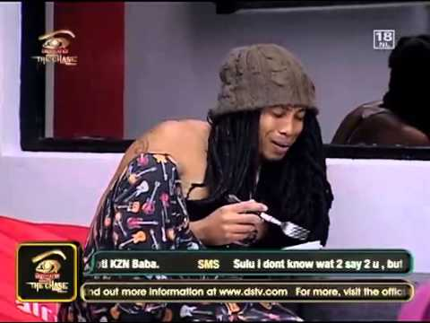 Morning giggles- Big Brother Africa The Chase