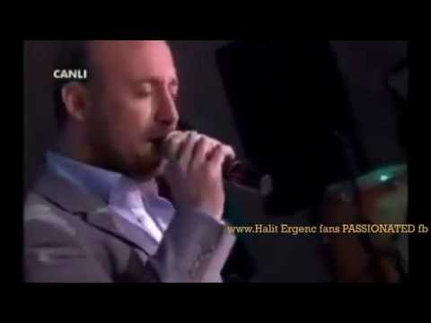 Halit Ergenc .....singing ''Angie'' 2009