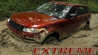 getlinkyoutube.com-Range Rover Sport: Extreme Off-Road & Mud - SLOW MOTION [HD 1080p]