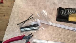 getlinkyoutube.com-How to re-use Philips Hue Lightstrip Plus cut offs
