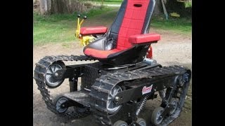 getlinkyoutube.com-All terrain track chair