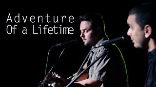getlinkyoutube.com-Adventure of a lifetime - Coldplay (Cover by DUETS)