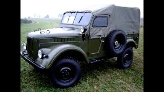 getlinkyoutube.com-Remont Gaza 69. Restoration off Gaz 69.
