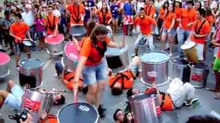 getlinkyoutube.com-AMAZING  Bateria    BATUCADA