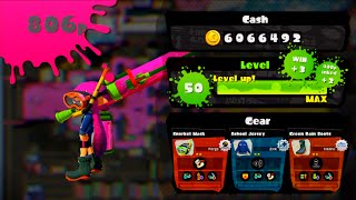 getlinkyoutube.com-Splatoon - Reaching Level 50