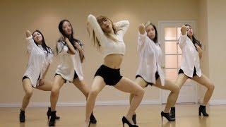 getlinkyoutube.com-Hyolyn (효린) - One Way Love (너 밖에 몰라) dance cover by (S.O.F)