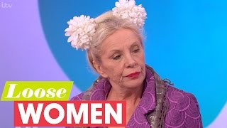 getlinkyoutube.com-Angie Bowie Exclusive - David's Death And Not Speaking To Duncan | Loose Women