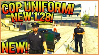 getlinkyoutube.com-GTA 5 ONLINE: How To Get Cop Uniform In GTA 5 Online LATEST UPDATE! [1.35] (STILL WORKING!)