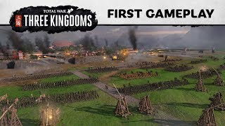 Total War: THREE KINGDOMS - E3 Játékmenet