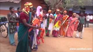 getlinkyoutube.com-santhali - gani aasen dance