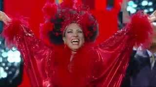 getlinkyoutube.com-Telemundo Pays Homage to the Iconic Cuban Singer Celia Cruz