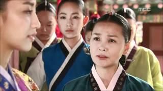 getlinkyoutube.com-Dong Yi, 40회, EP40, #01