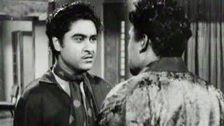 Kishore Kumar warns Ashok Kumar against other lady - Bhai Bhai, Scene 8/15 width=
