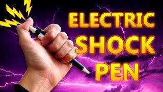 getlinkyoutube.com-How to Make an Electric Shock Pen ( Joke Toy)