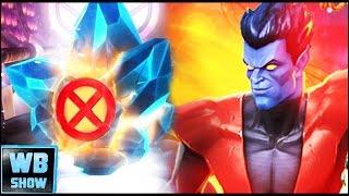 getlinkyoutube.com-Marvel: Contest of Champions - 5-Star Nightcrawler! Teleportation Crystals Opening!