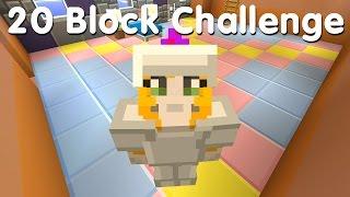 getlinkyoutube.com-Minecraft PS4 - 20 Block Challenge - Pot Planter (18)